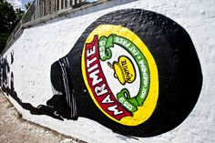 South African Design: Marmite 'Don't Be Afraid of the Dark' Campaign Afraid Of The Dark, Dont Be Afraid, South Africa Art, South African Design, Marmite, Creative Industries, Art Boards, Art Images, The Darkest