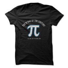 Pi day of the century - Tshirt