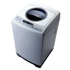 1.6 style Cubic Ft Top Loading Washing Machine Laundry Washer