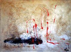 """Paínt by V.Tablada """"The Shadows"""""""
