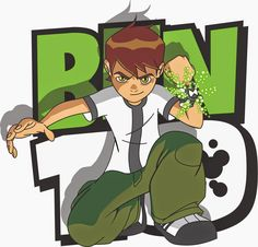 I didn't like the other Ben though, I just liked this one Good Cartoons, 90s Cartoons, Cartoon Posters, Cartoon Characters, Ben 1o, Ben 10 Cake, Ben 10 Party, Anna E Elsa, Ben 10 Birthday