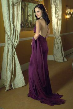 Didn't really like Casino Royale, but I LOVE Eva Green's costumes in it.