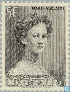 Luxembourg - Independence 100 years 1939