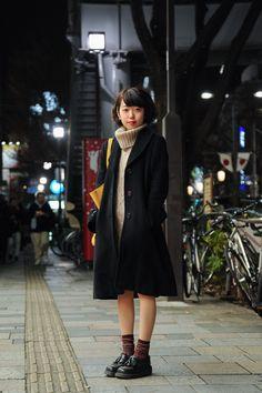 【ストリートスナップ】@Tracy Street of Omotesando, Tokyo Fashionsnap.com | Fashionsnap.com