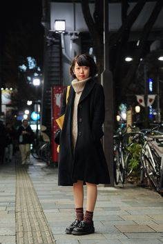 【ストリートスナップ】@Tracy Street of Omotesando, Tokyo Fashionsnap.com   Fashionsnap.com