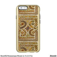 Beautiful Romanesque Mosaic Incipio Feather® Shine iPhone 6 Case