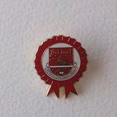 アーセナル ヴィンテージ・ピンバッジ ロゼット - :UK雑貨店 GILLESPIE ROAD: イギリス雑貨 ハンドメイド&アンティーク/ヴィンテージ&ロイヤル