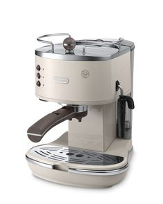 Delonghi ECOV311.BG Icona Vintage Traditional Pump Espresso Coffee Machine: Amazon.co.uk: Kitchen & Home