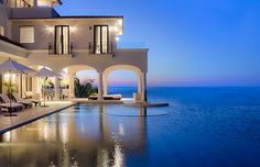 Villa Paradiso Perduto, Los Cabos, Mexico #luxurylifestyle #luxurytips #luxurytoys