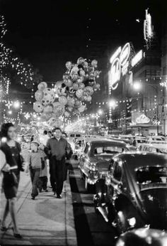 Alameda Central 1963
