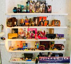 Kleurrijke fashion bij Jutka en Riska Antwerpen
