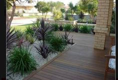 modern front yard landscaping ideas - Google Search