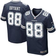 81bd35604 NFL Men s Elite Nike Dallas Cowboys  88 Dez Bryant New Lights Out ...