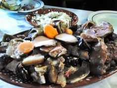 Um cozido em Vilarinho Seco