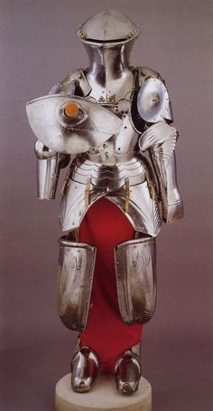 Jousting armor. Late 15th-early 16th century.