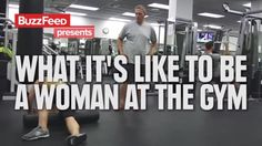 Sometimes the gym can feel like a meat market...and you're the meat. #video #humor #funny