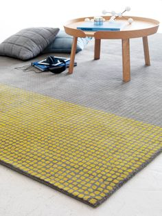Stippen Rug, designed by Renske Papavoine for Nani Marquina.