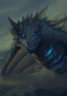 Seeing this dragon Art Pic makes one want to Rise up N Challenge it....<<<<<don't, you shall surely die