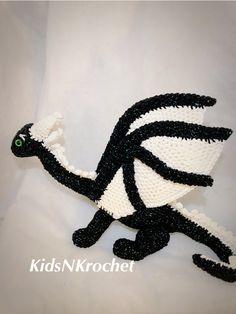 Crochet Dragon Pattern, Crochet Motif Patterns, Knights Helmet, White Dragon, Crochet Animals, Horns, Dragons, Creatures, Wire