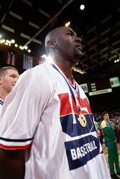 Michael Jordan - USA Basketball Team