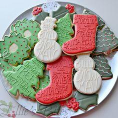 Simply Sweets by Honeybee: Sweet Talk: Ellie's Bites Decorated Cookies