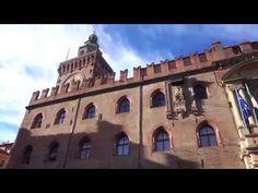 Bologna Ein kleiner Streifzug durch die Stadt in Italien Bologna, Notre Dame, Mansions, House Styles, Videos, Building, Travel, La Mode, Train