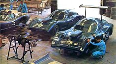 Huayra Ford V8 Constructor Heriberto Pronello Pilotos: Carlos Pascualini, Carlos Reutemann Halcon Jorge Ternengo