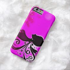 Purple Faerie Airbrush Art iPhone 6 Case by BOLO Designs.