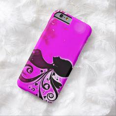 Purple Faerie Airbrush Art iPhone 6 Case by BOLO Designs.