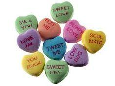 Conversation Heart Clipart: Valentine Clipart, Valentines Clip Art ...