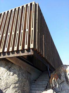 Mirador House Punta De Gallo, Tunquén, Chile - Rodrigo Santa María