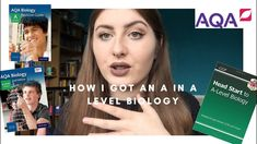 HOW I GOT AN A IN A LEVEL BIOLOGY Biology Revision, A Level Biology, Revision Guides, Aqa, Channel, Notes, Tips, Youtube, Report Cards