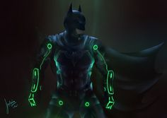 Injustice 2: Batman by MK-Dragon.deviantart.com on @DeviantArt