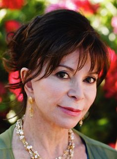Isabel Allende is a Chilean writer. She was born 1942 and is 71 years old.