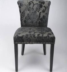 charcoal fabric armchair - Google Search