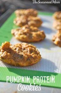 30 Clean Eating Recipes + Pumpkin Protein Cookies - The Seasoned Mom