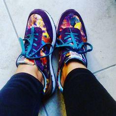Un modelo de la colección #ColorTextureSport de Gioseppo en los pies de @eleoo4891 en instagram.