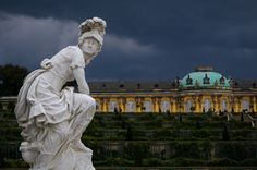 ღღ Potsdam/Germany ~~ Sanssouci Palace