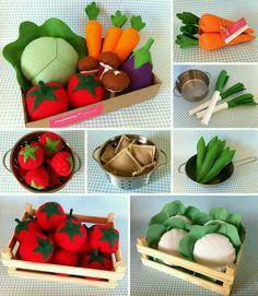 Cocinando vegetales