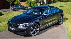 BMW Serie 5 2017, primeras recreaciones basadas en el Serie 7 - http://www.actualidadmotor.com/bmw-serie-5-2017-recreacion/