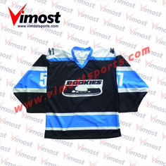 Cheap custom high quality sublimation Ice Hockey jersey for team e1f3c5682