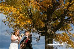 fall wedding, LGBT wedding, Mount Pollux, Amherst