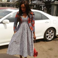 If you are dressing to make an impression, our latest Ankara collection beautifully executed the trends of the season with impeccable personality. The stunning styles are not only eye-catching but… African Attire, African Wear, African Fashion Dresses, African Dress, African Clothes, African Style, Unique Ankara Styles, Ankara Dress Styles, Plus Size Work Dresses