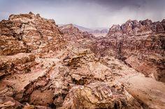 Wadi Musa by Daniele Pezzoni