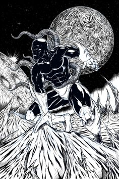 Cover to the Blackstone Eternal Comic book by Robert A. Marzullo - Ram Studios Comics. You can find book one at Indyplanet.com Thanks for your support. Follow us on Facebook at Ram Studios Comics