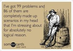 this is me. i admit it though, so....that's the first step for recovery, right?