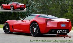"""Corvette C7 """"Pimp"""""""