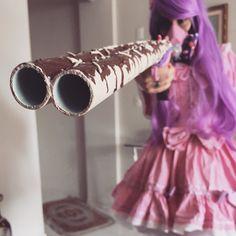 Cosplay Fuyuki Miyako by Ani PJ - Bastet Armastus - Lollita Pj, Cosplay, Crown, Deviantart, Jewelry, Fashion, Moda, Corona, Jewlery