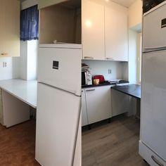 Studio rental apartment; before and after #asuntosijoittaja #vuokranantaja #kassavirta #arvonnousu #tavoitteet #asukaskokemus #taloudellinenriippumattomuus #passiivinentulo #realestateinvestor #rentalapartment #cashflow #goals