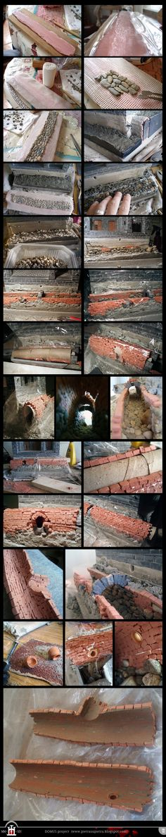 Domus project 116-117: Underground river (part I)
